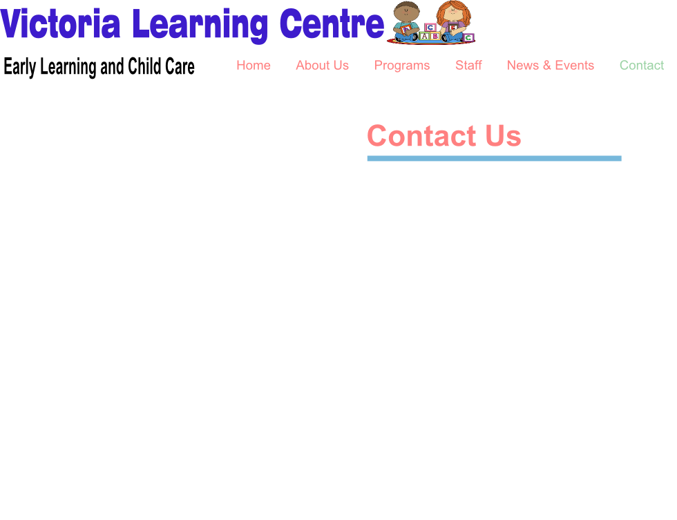 Victoria Learning Centre and Child Care, Kitchener