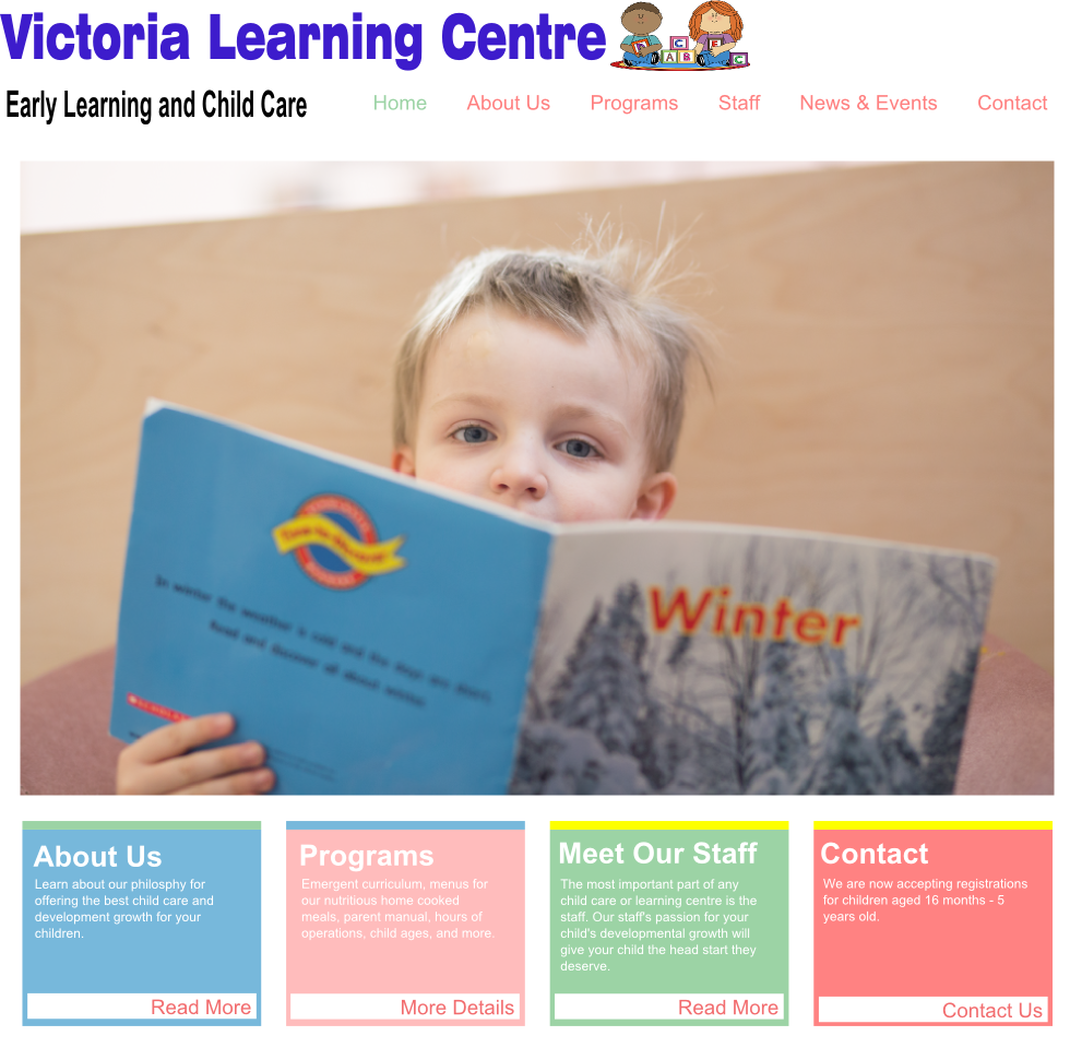Victoria Learning Centre and Child Care Kitchener